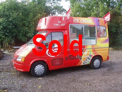 Items For Sale Ice Cream Vans For Hire Mr Whippy Ice